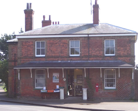 Old Station Pottery & Bookshop